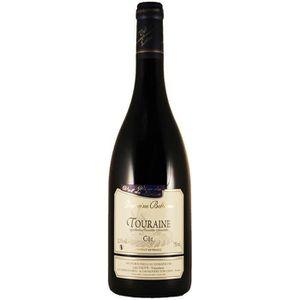 VIN ROUGE Domaine Bellevue 2016 Touraine - Vin rouge du Val
