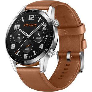 MONTRE CONNECTÉE HUAWEI Watch GT 2 46mm Classique marron
