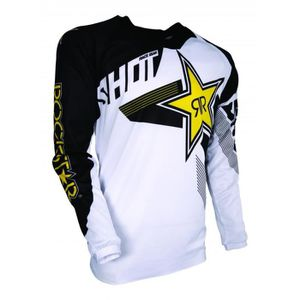 BLOUSON - VESTE SHOT Maillot Cross replica Rock star