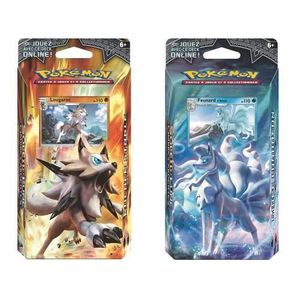 CARTE A COLLECTIONNER Starter blister Pokémon SL03 Lune & Soleil