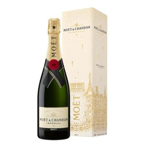 CHAMPAGNE Moet & Chandon - Brut Imperial - 12%vol - 75cl Edi