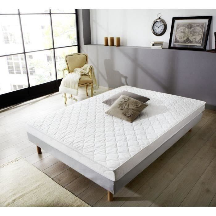 matelas 90x190 anti acarien achat vente pas cher. Black Bedroom Furniture Sets. Home Design Ideas