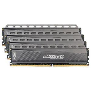 MÉMOIRE RAM Ballistix Mémoire PC TACTICAL DDR4 Kit 32Go (4 x 8
