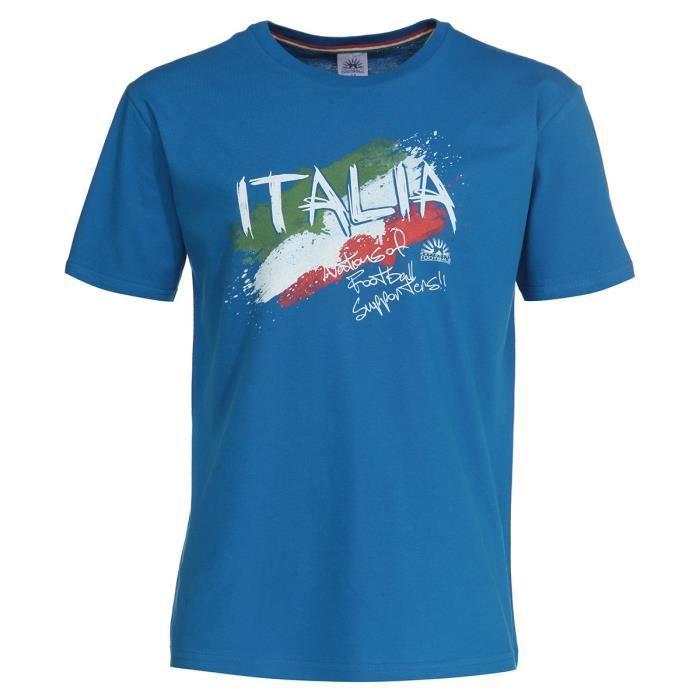 t shirt italie homme pas cher