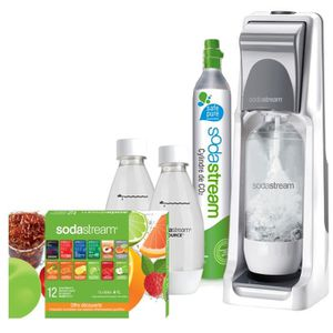 MACHINE À SODA SODASTREAM Mega Pack COOL TITAN