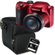 BRIDGE SAMSUNG WB 100 Bridge + Etui + Carte SD 4 Go