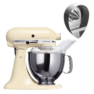kitchenaid robot 5ksm150pseac presse agrumes achat vente robot multifonctions cdiscount. Black Bedroom Furniture Sets. Home Design Ideas