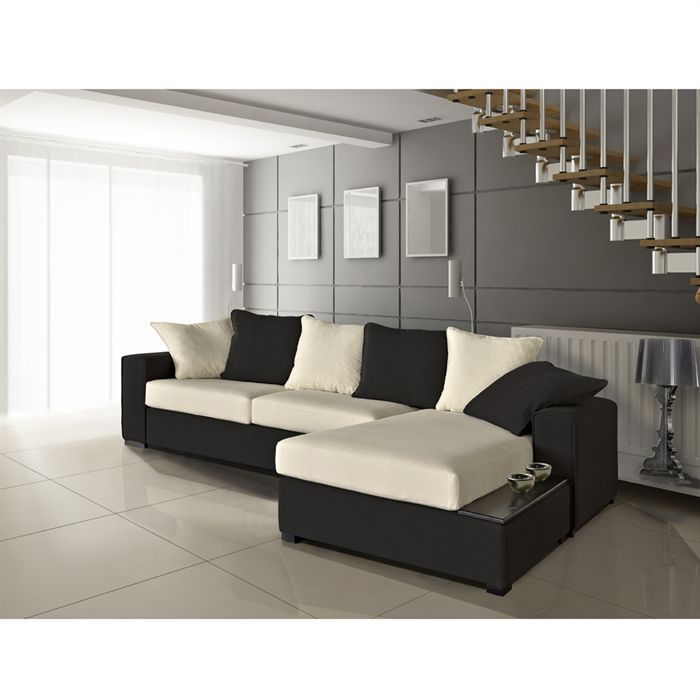 canap s d 39 angle achat vente canap s d 39 angle pas cher cdiscount. Black Bedroom Furniture Sets. Home Design Ideas