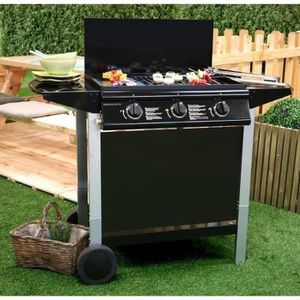 barbecue gaz grill et plancha achat vente barbecue gaz. Black Bedroom Furniture Sets. Home Design Ideas