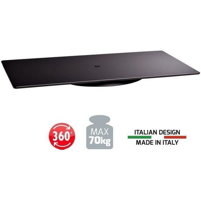 Meliconi rotobase elite m plateau tv rotatif fixation - Plateau tournant tv darty ...