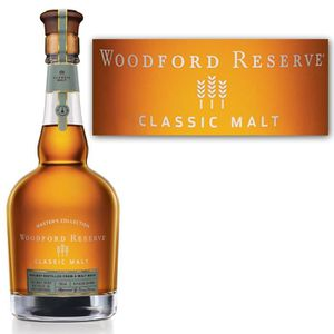 WHISKY BOURBON SCOTCH Woodford Master collection Straight 47.2%