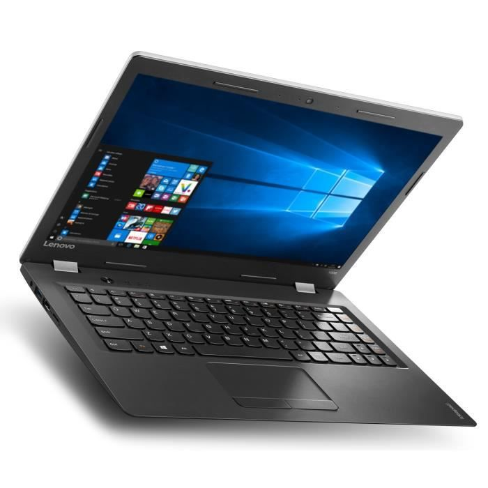 "ORDINATEUR PORTABLE LENOVO PC Portable Ideapad 100S-14IBR 14""HD - RAM"
