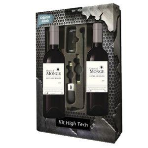 COFFRET CADEAU VIN Coffret Vin High Tech 2x Côtes de Bourg 2010