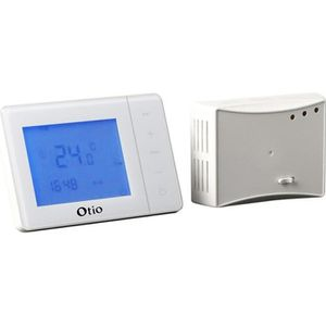 THERMOSTAT D'AMBIANCE OTIO Thermostat programmable sans fil