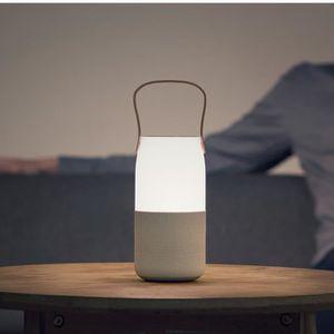 ENCEINTE NOMADE Samsung Bottle enceinte bluetooth et lampe