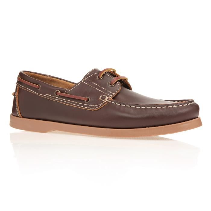 RICHELIEU J.BRADFORD Bateaux Boat Chaussures Chaussures Homm