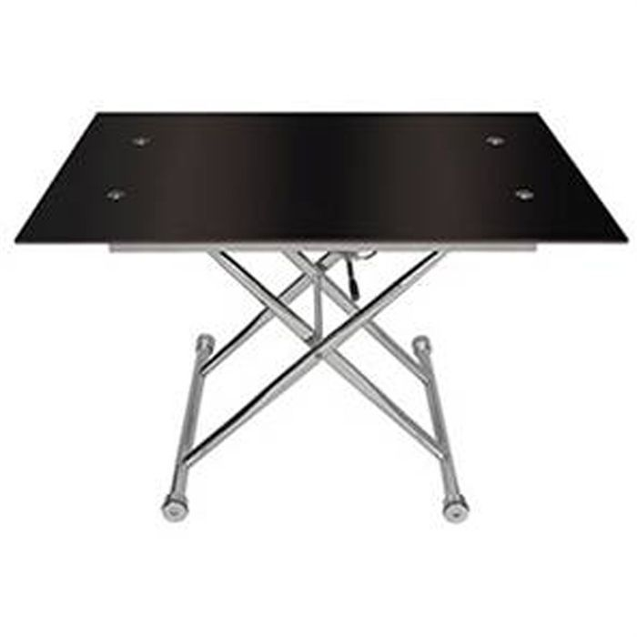 table manger ajustable en hauteur. Black Bedroom Furniture Sets. Home Design Ideas
