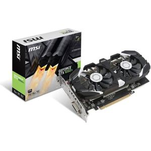 CARTE GRAPHIQUE INTERNE MSI Carte graphique NVidia GeForce® GTX 1050 Ti 4G