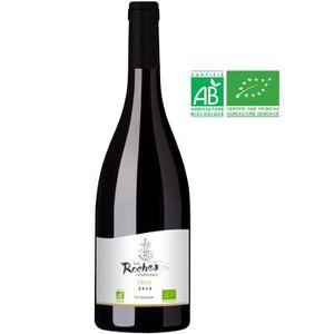 VIN ROUGE Les Roches Génreuses 2015 Fitou - Vin rouge du Lan
