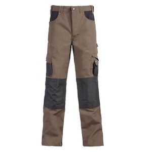VÊTEMENT DE PROTECTION NORTH WAYS Pantalon de travail Adam - Mixte - Brun