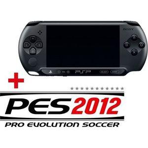 CONSOLE PSP PSP STREET + PES 2012