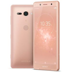 SMARTPHONE Sony Xperia XZ2 Compact Dual SIM Rose Corail