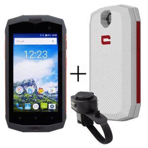 SMARTPHONE CROSSCALL Trekker M1 Core + Coque Flottante &  Bik
