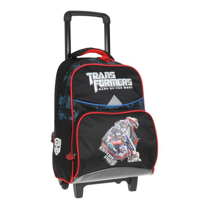 transformers sac dos roulettes gar on noir achat vente sac dos transformers sac dos. Black Bedroom Furniture Sets. Home Design Ideas
