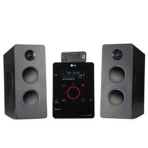 CHAINE HI-FI LG CM2760 - Micro Chaine Bluetooth 160 W - Noir