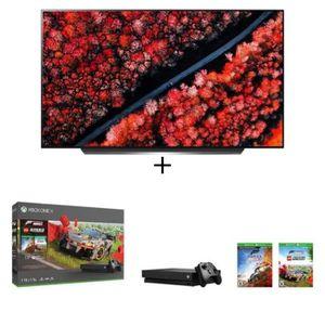 CONSOLE XBOX ONE TV LG 65C9 OLED 4K UHD - 65