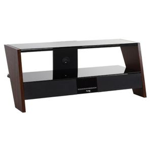 meuble tv hifi integre achat vente meuble tv hifi integre pas cher cdiscount. Black Bedroom Furniture Sets. Home Design Ideas
