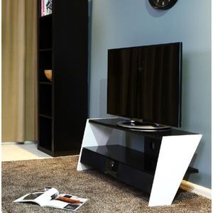 meuble tv hifi integre achat vente meuble tv hifi. Black Bedroom Furniture Sets. Home Design Ideas