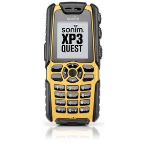 TELEPHONE PORTABLE SONIM XP3 QUEST PRO Jaune