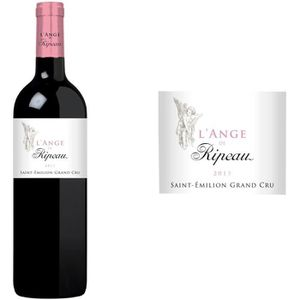 VIN ROUGE Ange de Ripeau Saint-Emilion Grand Cru Second Vin