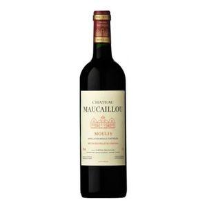 VIN ROUGE Château Maucaillou 2013 Moulis - Vin rouge de Bord