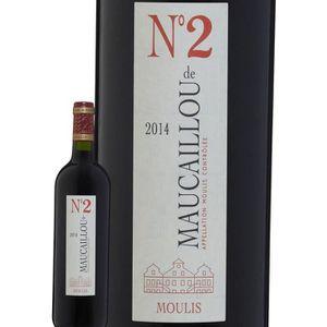 VIN ROUGE Château Maucaillou 2014 Moulis - Vin rouge de Bord
