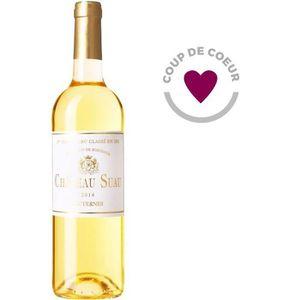 VIN BLANC Château Suau 2ème Grand Cru Classé de Sauternes...