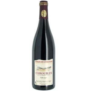 VIN ROUGE Domaine des Générations 2016 Chiroubles - Vin roug