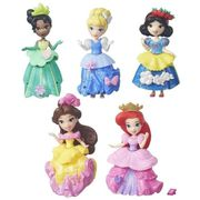 POUPÉE DISNEY PRINCESSES Mini-Princesses Pack Collector