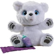 PELUCHE FURREAL FRIENDS - Polar l'Ours Enrhumé