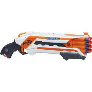 PISTOLET BILLE MOUSSE NERF ELITE Rough Cut