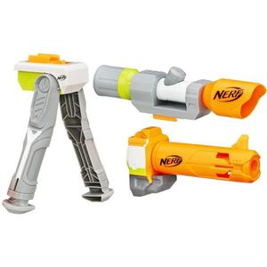 PISTOLET BILLE MOUSSE NERF MODULUS - Kit Longue Distance