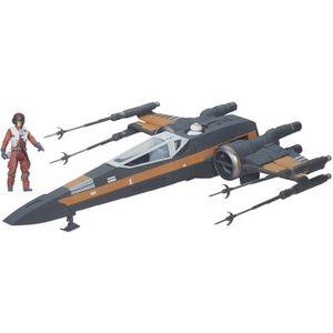 FIGURINE - PERSONNAGE STAR WARS Vaisseau X-Wing de Poe Dameron