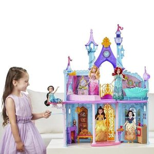 chateau princesse disney achat vente jeux et jouets. Black Bedroom Furniture Sets. Home Design Ideas