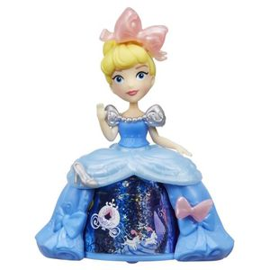 POUPÉE DISNEY PRINCESSES - CENDRILLON - Mini-poupée robe