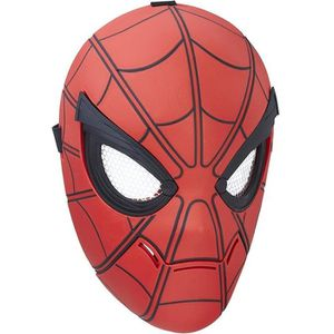 MASQUE - DÉCOR VISAGE SPIDERMAN - Masque Deluxe Spiderman le film