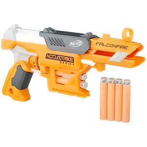 PISTOLET BILLE MOUSSE NERF ACCUSTRIKE - Falconfire
