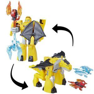 Amazon Excl Transformers Playskool Héros Rescue Bots dynamiser Bumblebee Figure