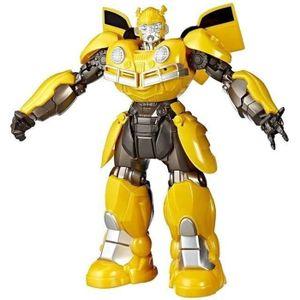 FIGURINE - PERSONNAGE TRANSFORMERS - DJ Bumblebee - Figurine 25cm