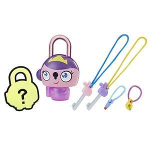 FIGURINE - PERSONNAGE LOCK STARS Série 1 - Purple Princess - Mini Figuri